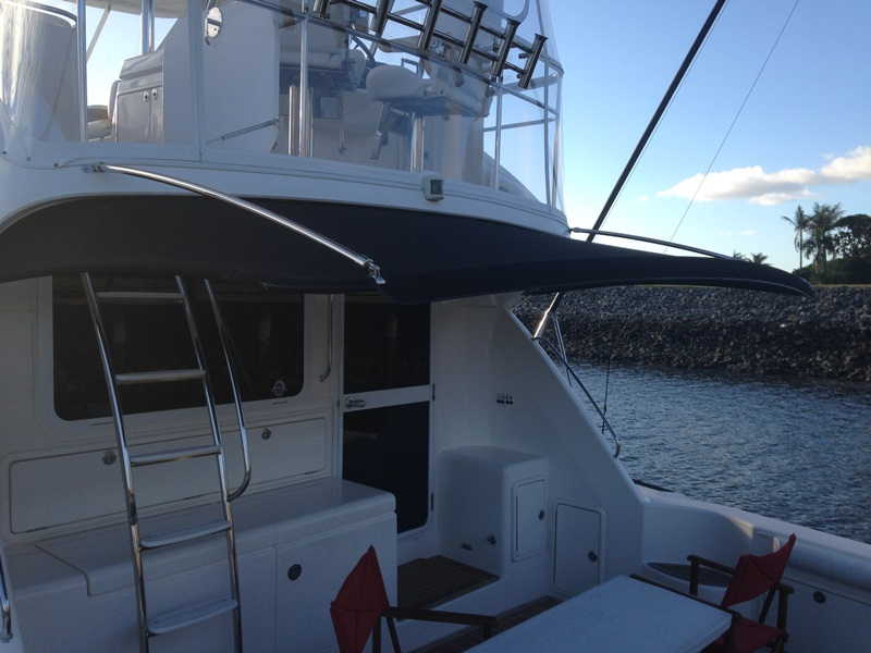 Boat Awnings East Coast Stainless Amp Aluminium Welding