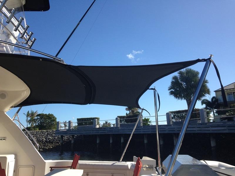 Boat Awnings East Coast Stainless Amp Aluminium Welding