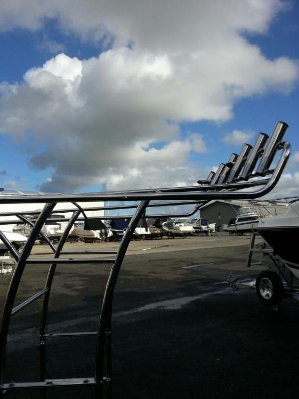 how to clean aluminum awnings