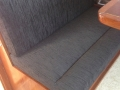 UPHOLSTERY BUNKS AND CUSHIONS (4)