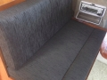 UPHOLSTERY BUNKS AND CUSHIONS (5)