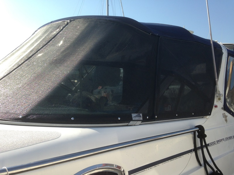 Windscreen And Window Covers East Coast Stainless