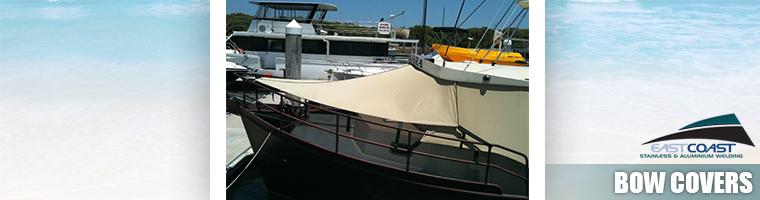 Custom bow covers Gold Coast